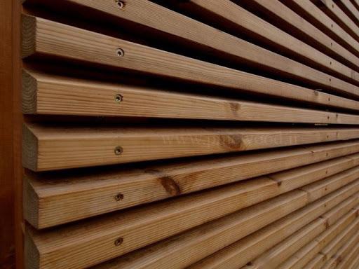 چوب ترموود ایرانی